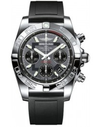 Breitling Chronomat 41  Automatic Men's Watch, Stainless Steel, Gray Dial, AB014012.F554.132S