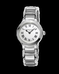 Frederique Constant Classics Delight  Quartz Women's Watch, Stainless Steel, Silver Dial, FC-200M1ER6B
