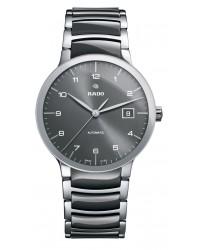 Rado Centrix  Quartz Men's Watch, Stainless Steel, Grey Dial, R30939112