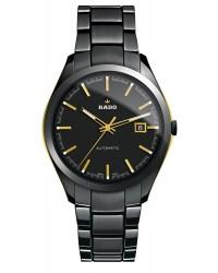 Rado Hyperchrome  Automatic Unisex Watch, PVD Black Steel, Black Dial, R32253152