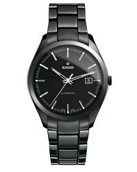 Rado Hyperchrome  Automatic Unisex Watch, PVD Black Steel, Black Dial, R32265152