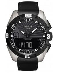 Tissot T-Touch  Quartz Men's Watch, Titanium, Black Dial, T091.420.46.061.00