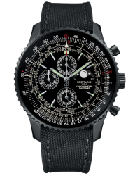 Breitling Navitimer 1461 (48 mm) Limited Edition  Automatic Men's Watch, Stainless Steel, Black Dial, M1938022.BD20.100W