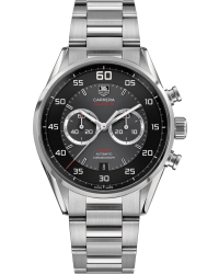 Tag Heuer Carrera  Automatic Men's Watch, Stainless Steel, Anthracite Dial, CAR2B10.BA0799