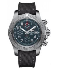 Breitling Avenger Bandit  Chronograph Automatic Men's Watch, Titanium, Black Dial, E1338310.M534.109W