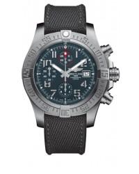 Breitling Avenger Bandit  Chronograph Automatic Men's Watch, Titanium, Black Dial, E1338310.M534.253S