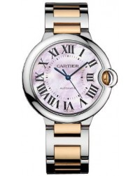 Cartier Ballon Bleu  Automatic Women's Watch, 18K Rose Gold, Mother Of Pearl Dial, W6920033
