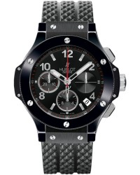 Hublot Big Bang Black Magic  Chronograph Automatic Men's Watch, Ceramic, Black Dial, 341.CX.130.RX