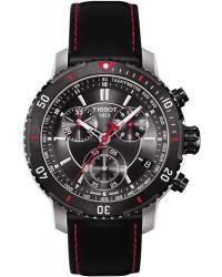 Tissot PRS200  Chronograph Quartz Men's Watch, , Black Dial, T067.417.26.051.00