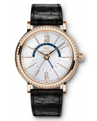 IWC Portofino  Automatic Unisex Watch, 18K Rose Gold, Mother Of Pearl Dial, IW459102