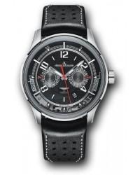 Jaeger Lecoultre Amvox  Chronograph Automatic Men's Watch, Titanium, Black Dial, 192T48A