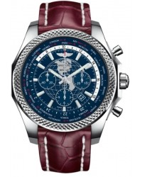 Breitling Bentley B05 Unitime  Chronograph Automatic Men's Watch, Stainless Steel, Blue Dial, AB0521V1.C918.751P